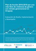 Caratula de evaluaion de violencia de genero y generaciones
